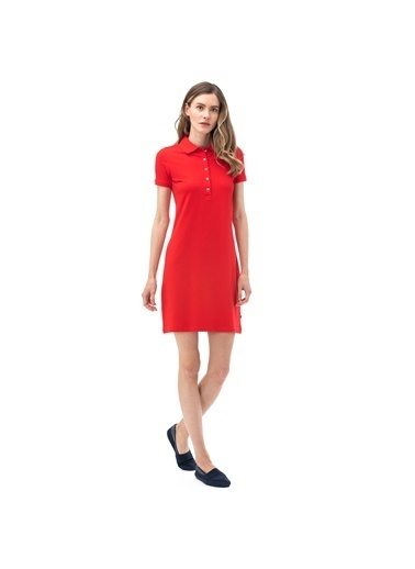 Nautica Elbise Kırmızı